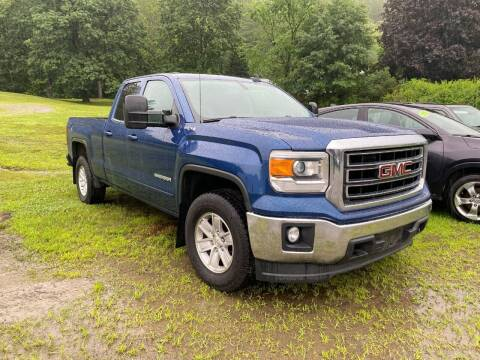 2015 GMC Sierra 1500 for sale at Wright's Auto Sales LLC in Townshend VT