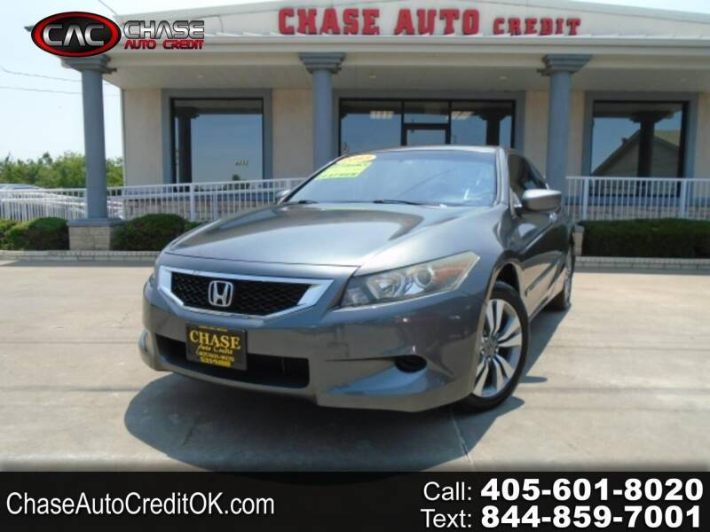 2012 Honda Accord for sale at Chase Auto Credit in Oklahoma City OK