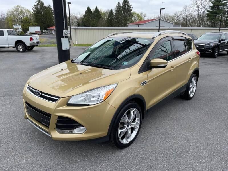 2014 Ford Escape for sale at Alexandria Auto Mart LLC in Alexandria PA