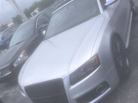 2011 Audi S5 for sale at Boss Automotive in Hollywood FL