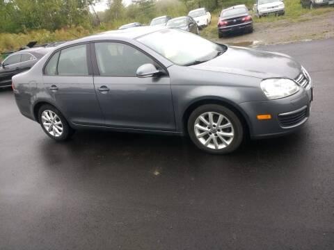 2010 Volkswagen Jetta for sale at eurO-K in Benton ME