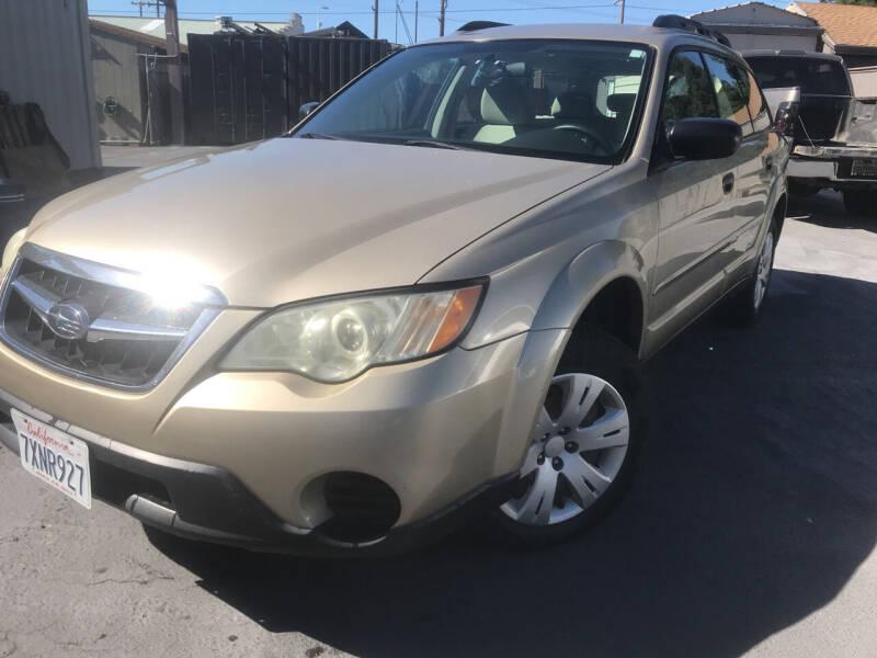 2009 Subaru Outback for sale at AutoDistributors Inc in Fulton CA
