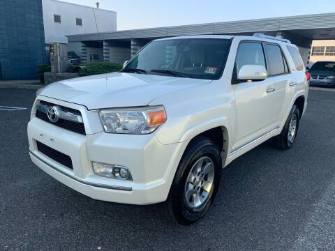2010 Toyota 4Runner for sale at MFT Auction in Lodi NJ