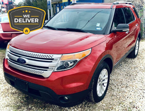2012 Ford Explorer for sale at R-D AUTO IMPORTS, Inc in Charlotte NC