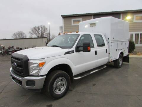 2015 Ford F-350 Super Duty for sale at NorthStar Truck Sales in St Cloud MN