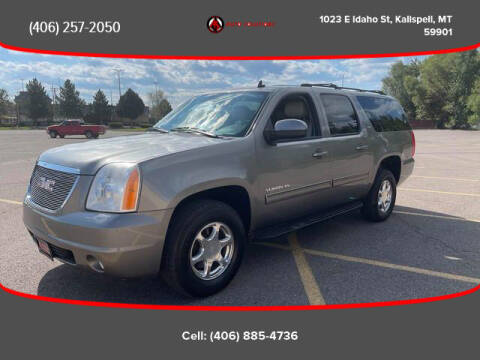 2012 GMC Yukon XL for sale at Auto Solutions in Kalispell MT
