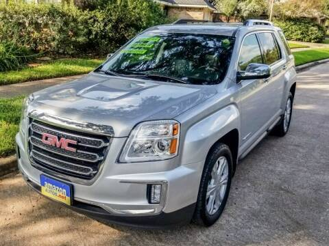 2017 GMC Terrain for sale at Amazon Autos in Houston TX