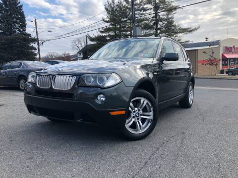 2007 BMW X3 for sale at Keystone Auto Center LLC in Allentown PA