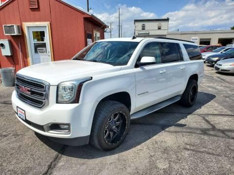 2015 GMC Yukon XL for sale at Curtis Auto Sales LLC in Orem UT