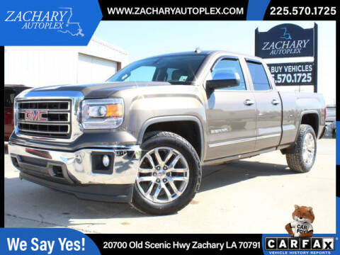 2014 GMC Sierra 1500 for sale at Auto Group South in Natchez MS