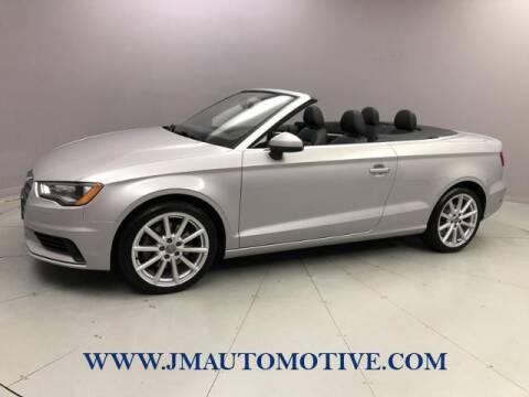 2015 Audi A3 for sale at J & M Automotive in Naugatuck CT