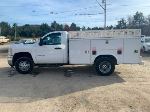 2011 Chevrolet Silverado 3500HD for sale at Upstate Auto Sales Inc. in Pittstown NY
