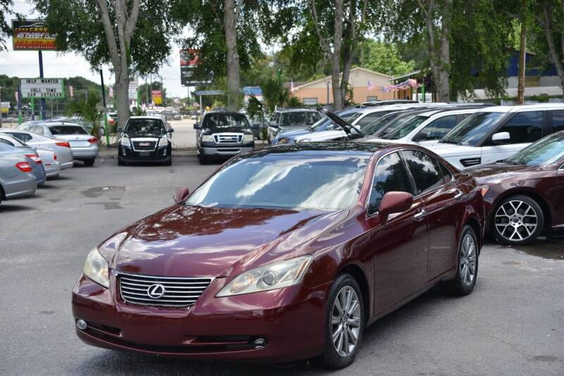 2007 Lexus ES 350 for sale at Motor Car Concepts II - Kirkman Location in Orlando FL