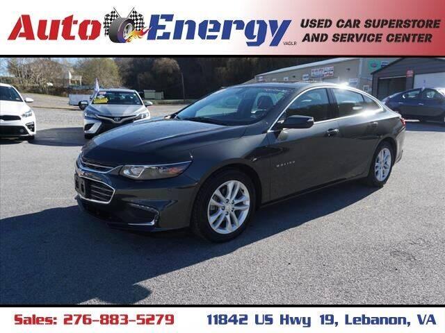 2017 Chevrolet Malibu for sale at Auto Energy in Lebanon VA