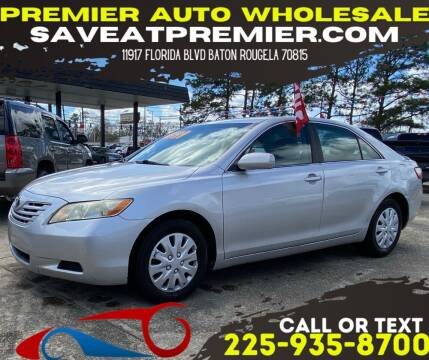 2009 Toyota Camry for sale at Premier Auto Wholesale in Baton Rouge LA