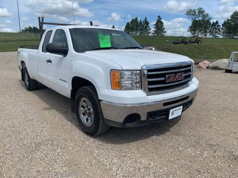 2012 GMC Sierra 1500 for sale at TRUCK & AUTO SALVAGE in Valley City ND
