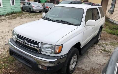2002 Toyota 4Runner for sale at Castagna Auto Sales LLC in Saint Augustine FL