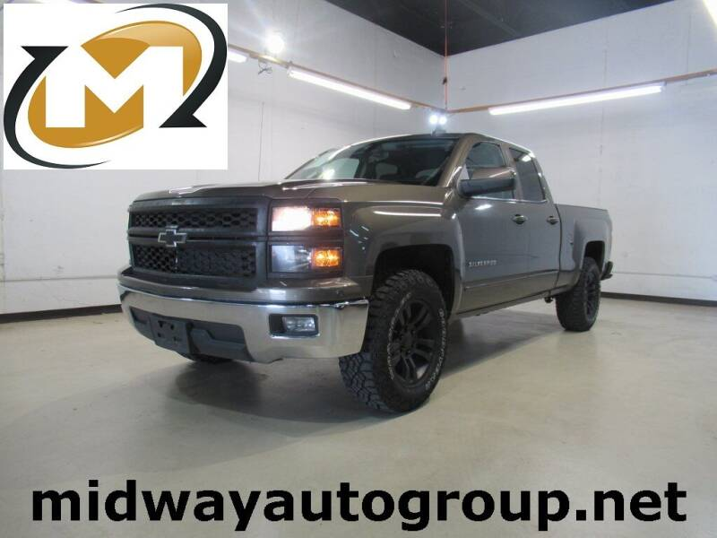 2015 Chevrolet Silverado 1500 for sale at Midway Auto Group in Addison TX