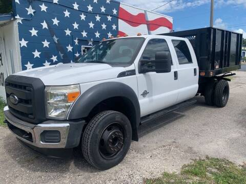 2012 Ford F-450 Super Duty for sale at The Truck Lot LLC in Lakeland FL
