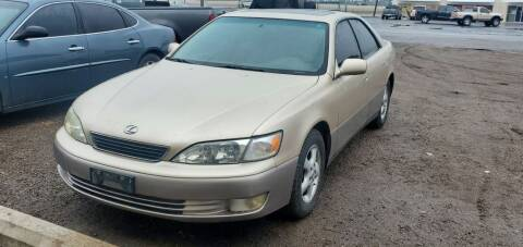 1999 Lexus ES 300 for sale at BAC Motors in Weslaco TX