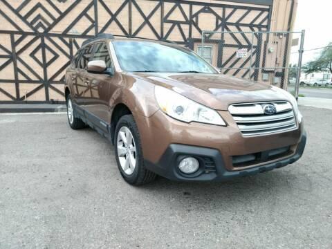 2013 Subaru Outback for sale at Used Car Showcase in Phoenix AZ