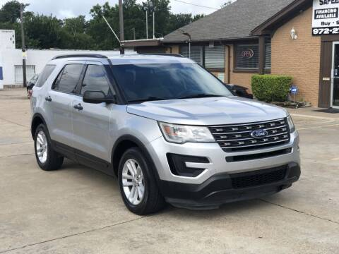2016 Ford Explorer for sale at Safeen Motors in Garland TX