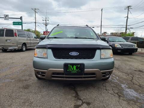 2007 Ford Freestyle for sale at Johnny's Motor Cars in Toledo OH