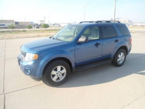 2010 Ford Escape for sale at Twin City Motors in Scottsbluff NE