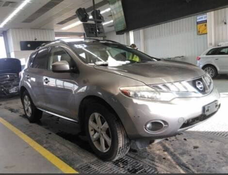 2009 Nissan Murano for sale at HW Used Car Sales LTD in Chicago IL