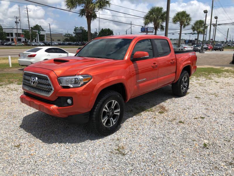 2017 Toyota Tacoma for sale at Advance Auto Wholesale in Pensacola FL