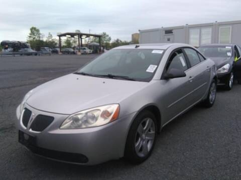 2008 Pontiac G6 for sale at Cj king of car loans/JJ's Best Auto Sales in Troy MI