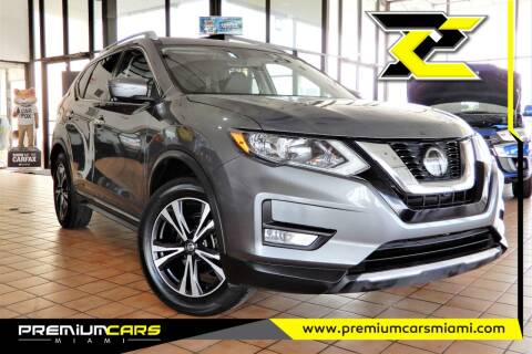 2018 Nissan Rogue for sale at Premium Cars of Miami in Miami FL