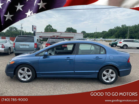2006 Honda Civic for sale at Good To Go Motors in Lancaster OH
