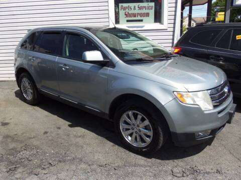 2007 Ford Edge for sale at Fulmer Auto Cycle Sales - Fulmer Auto Sales in Easton PA