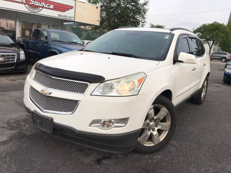 2011 Chevrolet Traverse for sale at Your Car Source in Kenosha WI