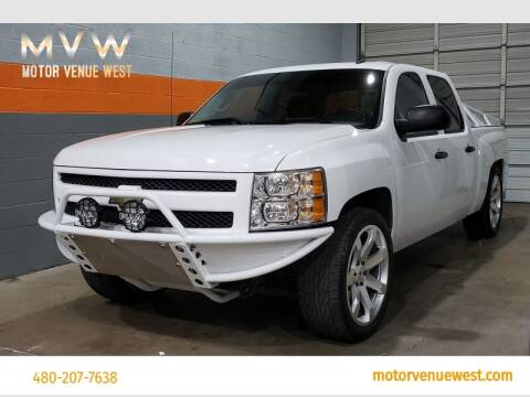 2009 Chevrolet Silverado 1500 for sale at Motor Venue West in Gilbert AZ