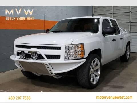 2009 Chevrolet Silverado 1500 for sale at Motor Venue West in Gilbert AZ