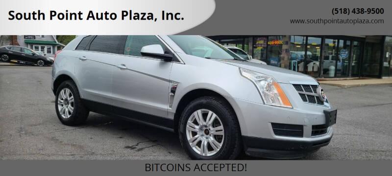 2010 Cadillac SRX for sale at South Point Auto Plaza, Inc. in Albany NY