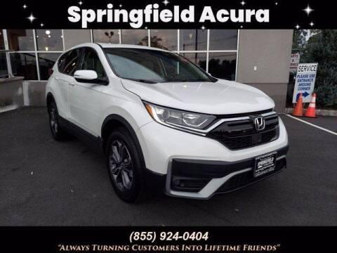 2020 Honda CR-V for sale at SPRINGFIELD ACURA in Springfield NJ