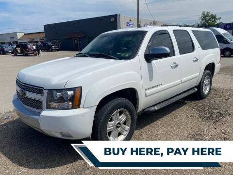 2007 Chevrolet Suburban for sale at Family Auto in Barberton OH