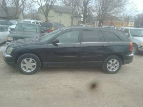 2005 Chrysler Pacifica for sale at D & D Auto Sales in Topeka KS