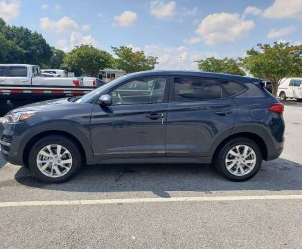 2019 Hyundai Tucson for sale at 220 Auto Sales in Rocky Mount VA