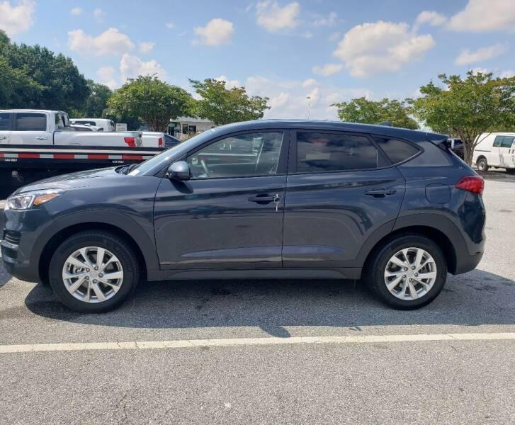 2019 Hyundai Tucson for sale at 220 Auto Sales in Rocky Mount VA