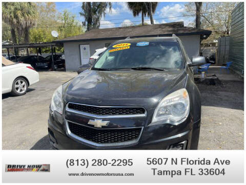 2011 Chevrolet Equinox for sale at Drive Now Motors USA in Tampa FL