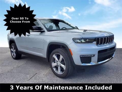 2021 Jeep Grand Cherokee L for sale at PHIL SMITH AUTOMOTIVE GROUP - Okeechobee Chrysler Dodge Jeep Ram in Okeechobee FL