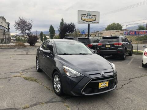 2018 Toyota Yaris iA for sale at CarSmart Auto Group in Murray UT