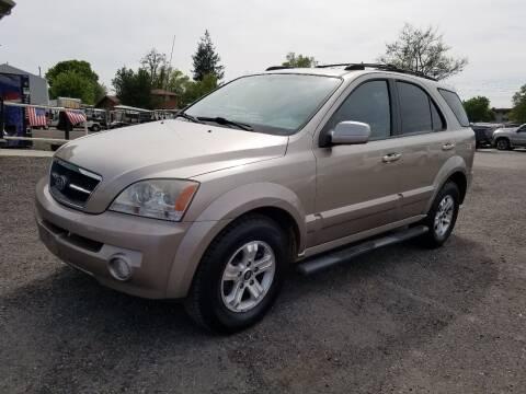 2005 Kia Sorento for sale at 2 Way Auto Sales in Spokane Valley WA