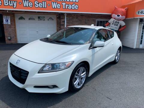 2012 Honda CR-Z for sale at Bloomingdale Auto Group - The Car House in Butler NJ