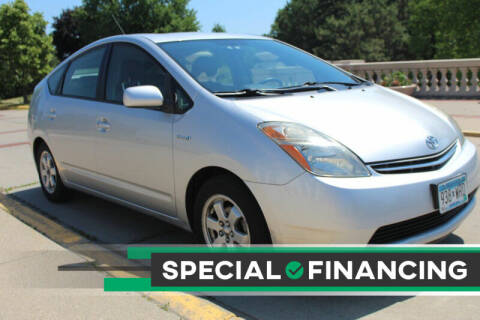2007 Toyota Prius for sale at K & L Auto Sales in Saint Paul MN