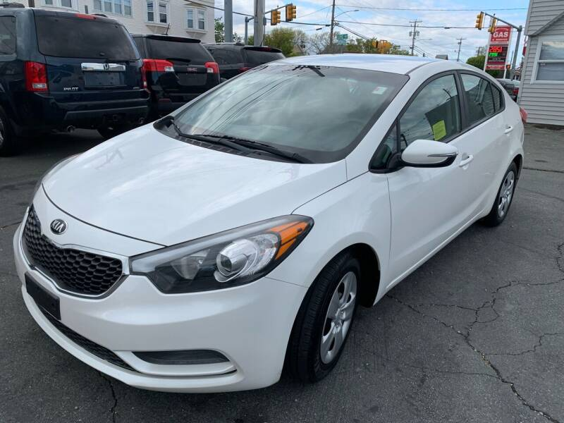 2015 Kia Forte for sale at Better Auto in South Darthmouth MA